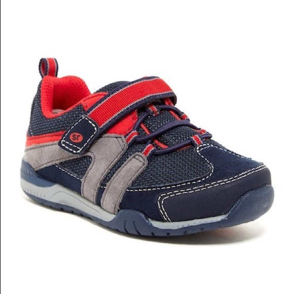 6f1bcabdaaab Stride Rite Moss Sneaker size 5M toddler. M 5a8c3c2105f430dd777d4508
